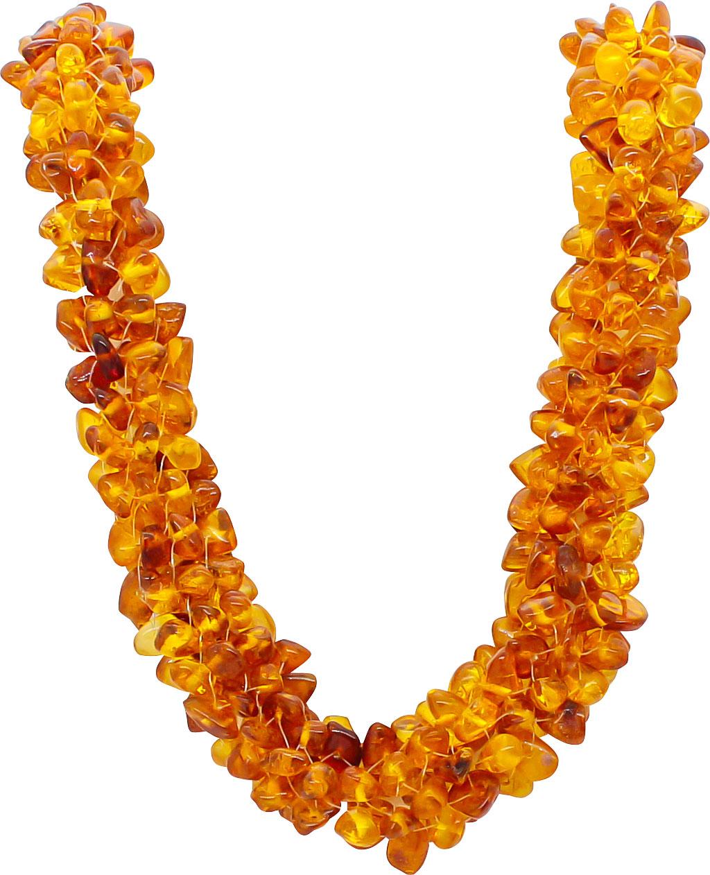 Колье Балтийское золото 0914K852-bz