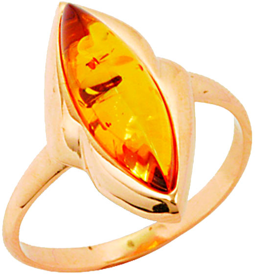 Фото - Кольца Балтийское золото 51160040-bz колье балтийское золото 0913k854 bz