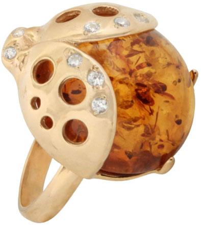 Кольца Балтийское золото 51160550-bz 401582 фото