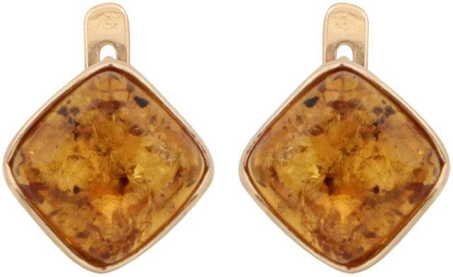 Серьги Балтийское золото 52130213-bz