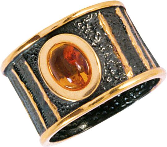 Фото - Кольца Балтийское золото 71131029-bz колье балтийское золото 0913k854 bz