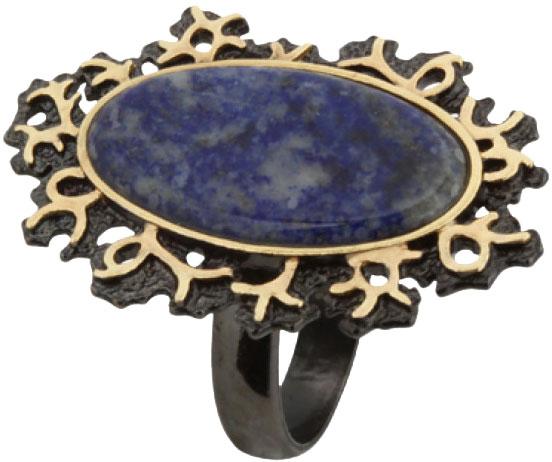 Кольца Балтийское золото 71239004-bz