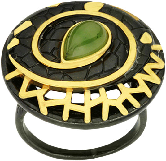 Кольца Балтийское золото 71801341-bz