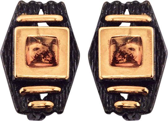 Серьги Балтийское золото 72131032-bz