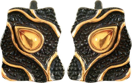 Серьги Балтийское золото 72131068-bz