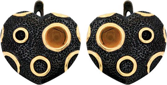 Серьги Балтийское золото 72131090-bz