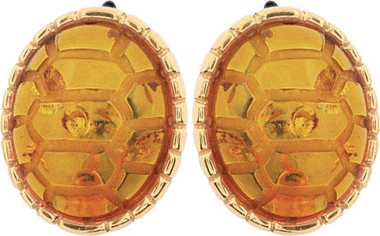 Серьги Балтийское золото 72131307-bz