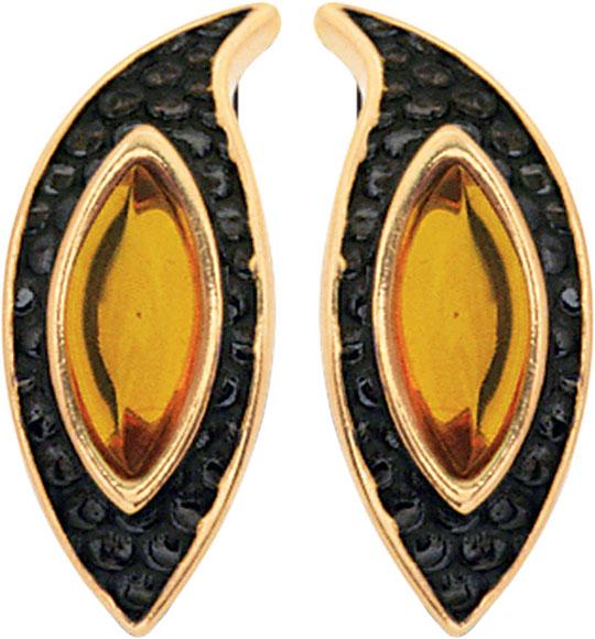 Серьги Балтийское золото 72131318-bz