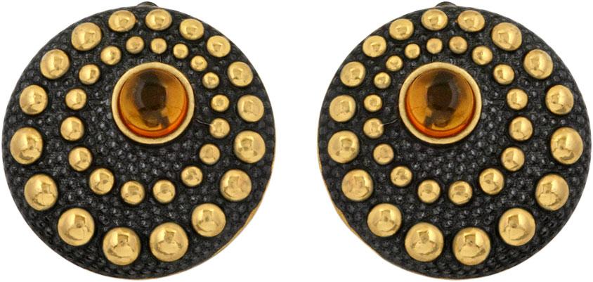 Серьги Балтийское золото 72131331-bz