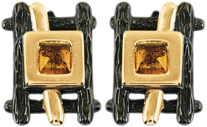 Серьги Балтийское золото 72161047-bz
