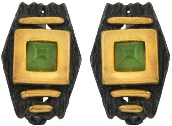 Серьги Балтийское золото 72801032-bz