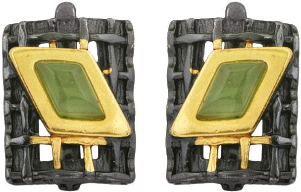 Серьги Балтийское золото 72801038-bz