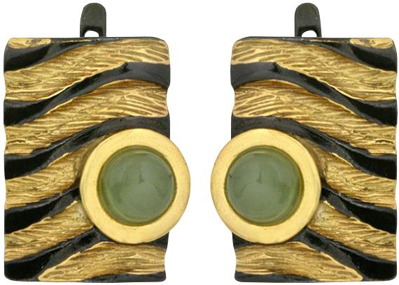 Серьги Балтийское золото 72801066-bz