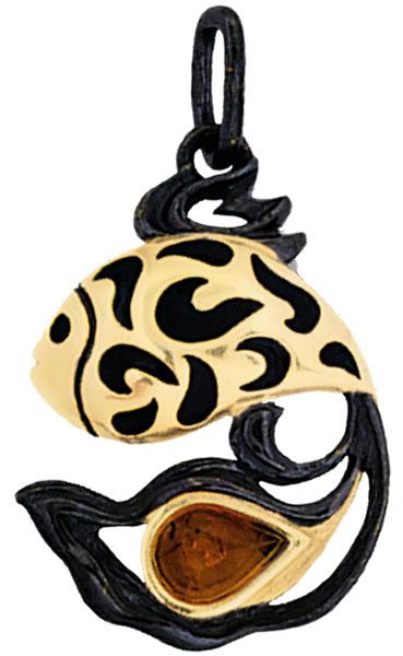 Кулоны, подвески, медальоны Балтийское золото 73161097-bz БАЛТИЙСКОЕ ЗОЛОТО