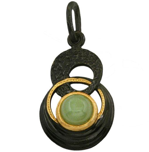 Кулоны, подвески, медальоны Балтийское золото 73801075-bz