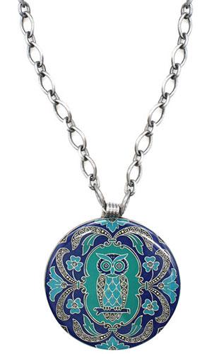 Кулоны, подвески, медальоны Clara Bijoux B69579.9G85-BL/G santa clara