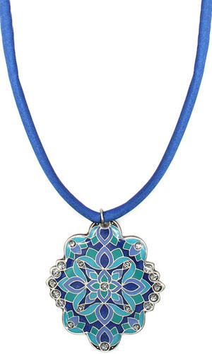 Кулоны, подвески, медальоны Clara Bijoux B76321.P-BL подвески бижутерные indira подвеска на шнурке keshika