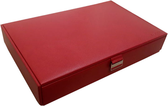Шкатулки для украшений Davidts 349400-84 держатели для украшений ccel подставка для колец туфелька