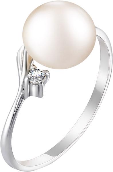 Кольца De Fleur 27006S1 кольца колечки кольцо жемчуг леди кп 2508