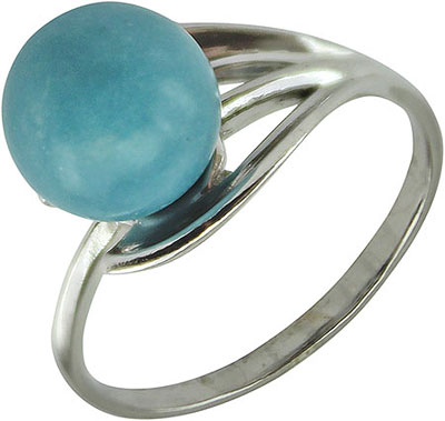 Кольца De Fleur 27021S5 кольца колечки кольцо симфония им бирюзы