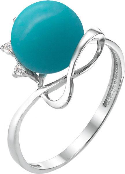 Кольца De Fleur 27407S5 кольца колечки кольцо симфония им бирюзы