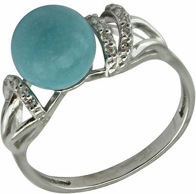 Кольца De Fleur 27412S5 кольца колечки кольцо симфония им бирюзы