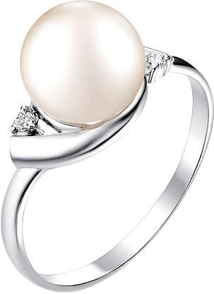 Кольца De Fleur 27632S1 ювелирные кольца ku&ku стильное кольцо с жемчугом