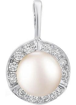 Кулоны, подвески, медальоны De Fleur 29643S1 женские кулоны giorgio martello серебряный кулон с культ жемчугом 806959