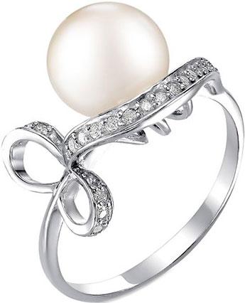 Кольца De Fleur 51334S1 кольцо с 81 фианитами из серебра 925 пробы