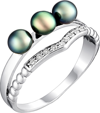 Кольца De Fleur 51545S2 кольца de fleur 31370a1