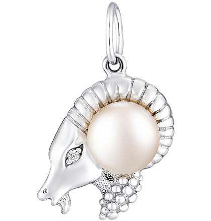 Кулоны, подвески, медальоны De Fleur 53100.10S1 кулоны подвески медальоны de fleur 29054s1