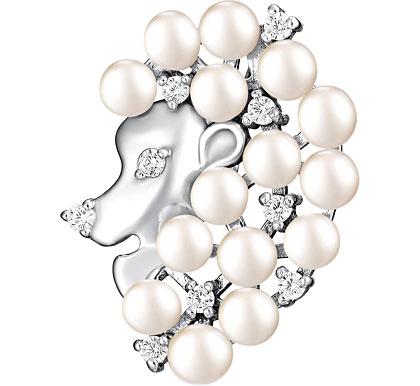 Кулоны, подвески, медальоны De Fleur 53100.5S1