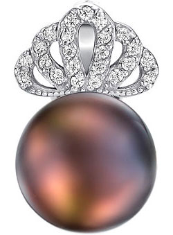 Кулоны, подвески, медальоны De Fleur 53530S2 кулоны подвески медальоны de fleur 29054s1