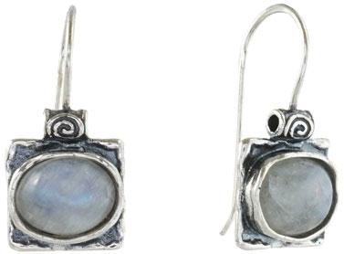 Серебряные серьги Серьги DEN'O 01E095MS фото