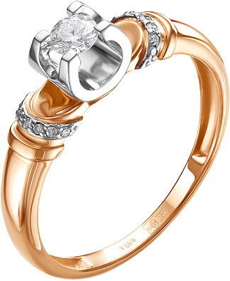 Кольца Diamond Union 5-2514-103-1K
