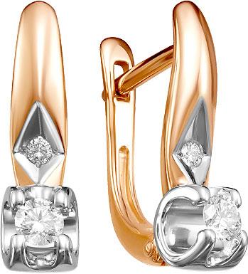 Серьги Diamond Union 5-2541-103-2K