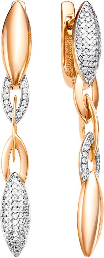 Серьги Diamond Union 5-2784-103-2K