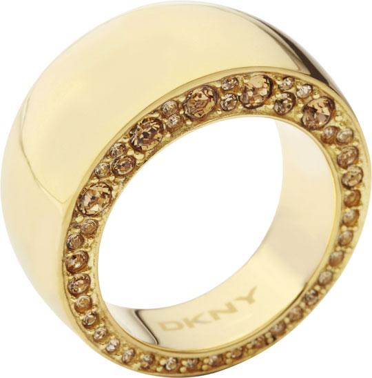 Кольца DKNY NJ1800040 кольцо стальное традиционное узкое