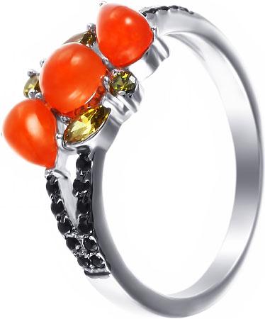 Кольца Element47 by JV 1-112770-379900-7 jv женское серебряное кольцо с куб циркониями sr01924czzsw 1 001 wg 17