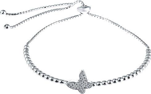 Браслеты Element47 by JV CAB1462 женские браслеты jv женский серебряный браслет с морганитами и кианитами sb90120 7 ki mr wg 19