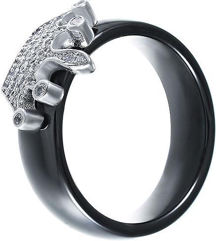 Кольца Element47 by JV CAR2376-001-WG женские кольца jv женское серебряное кольцо с куб циркониями zr6731 001 wg 18