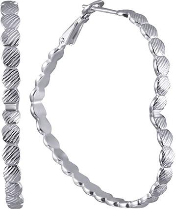Серьги Element47 by JV CEC3999XX0000R1000925S0027-SR-WG серьги с подвесками jv серебряные серьги с ювелирным стеклом se0422 us 001 wg