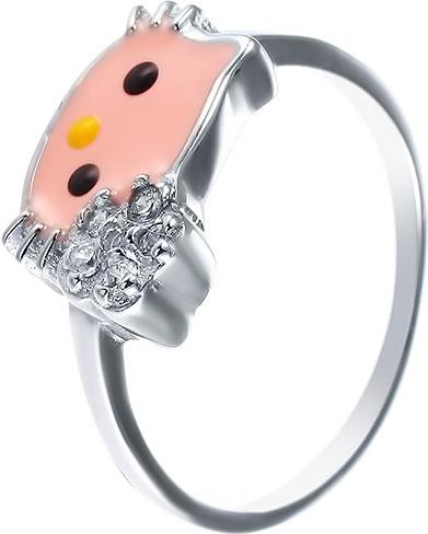 Кольца Element47 by JV DJ001-RING jv женский серебряный браслет с эмалью в позолоте bag 712 enam 001 yg 18