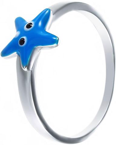 Кольца Element47 by JV DJ004-RING jv женское серебряное кольцо с агатом гранатами и топазами в позолоте 3690 5rgc gr zag wj 18