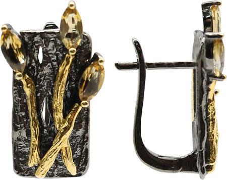 Серьги Element47 by JV E00638 серьги с подвесками jv серебряные серьги с ювелирным стеклом и куб циркониями dm0804e us 001 wg