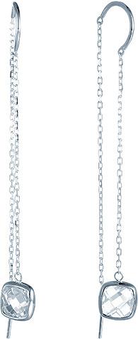 Серьги Element47 by JV E26170-Y1 серьги с подвесками jv серебряные серьги с куб циркониями e j0406 001 wg