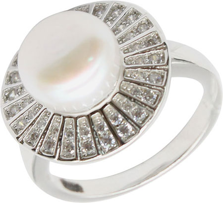 Кольца Element47 by JV S0800603R женские кольца jv женское серебряное кольцо с куб циркониями sl31044a1 002 wg 17