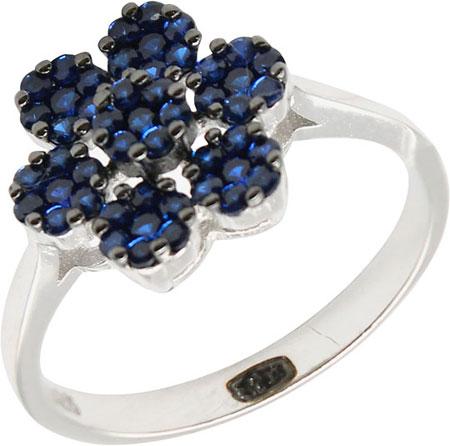 Кольца Element47 by JV SB0303-R-blue женские кольца jv женское серебряное кольцо с куб циркониями sr00025 001 blk 17 5