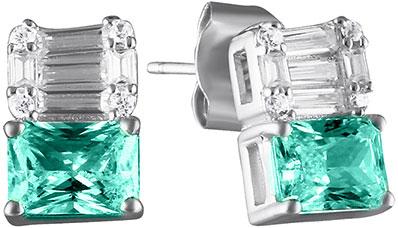 Серьги Element47 by JV SET-1162ED кулоны подвески медальоны element47 by jv sp32626b1