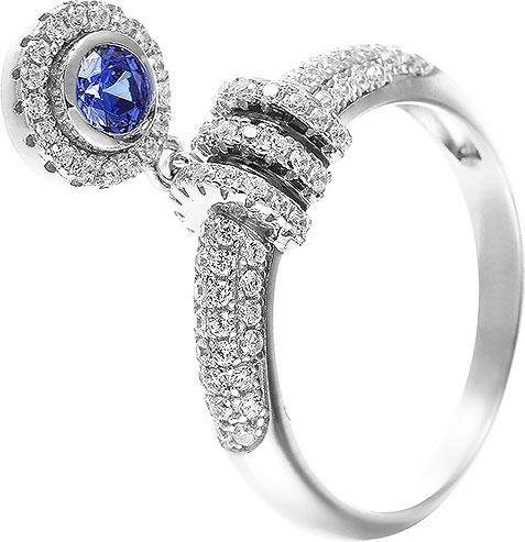Кольца Element47 by JV SL31300B1 женские кольца jv женское серебряное кольцо с куб циркониями sr00025 001 blk 17 5